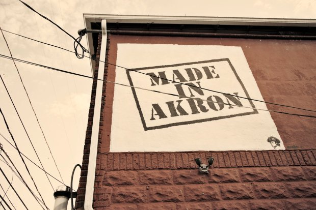 Made in Akron, not Made in China